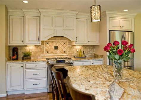Southern Kitchens by Keyline Cabinetry Inset Maple Painted Antique White On
