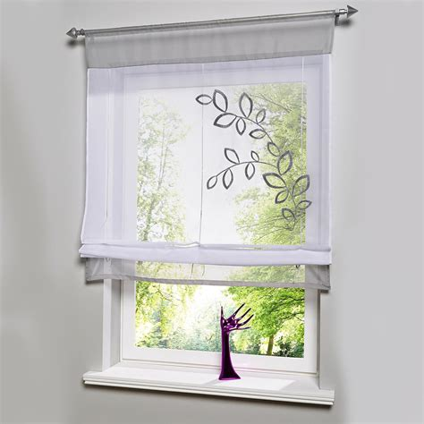curtain rod roman shades hot selling newest roman curtain embroidered curtain