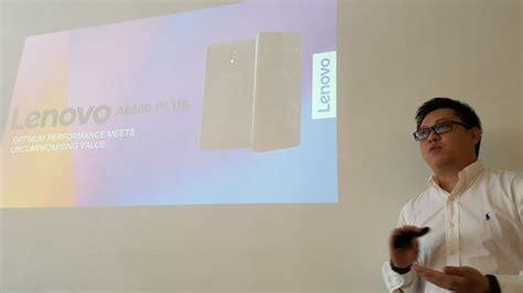 Harga Lenovo K6 Plus lenovo malaysia memperkenalkan telefon pintar a6600 plus