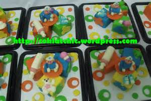 Baby Boy Buut Coklat pin month baby cake angry birds cakes cupcakes custom