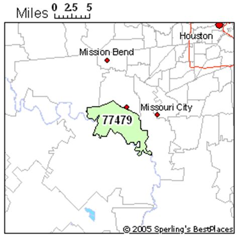 sugar land texas zip code map sugar land zip 77479 texas