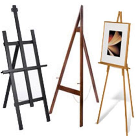 Decorative Easels For Pictures Display Easels Floor And Countertop Art Stands