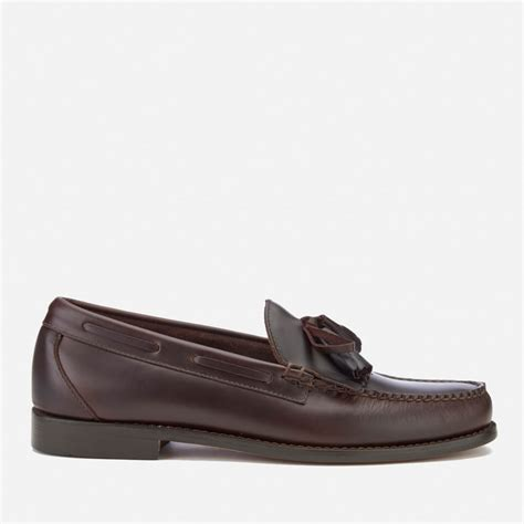 mens bass weejuns loafers bass weejuns s layton kiltie leather loafers