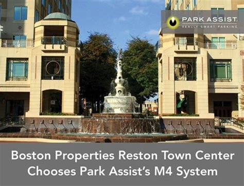 comfort systems usa south boston va boston properties reston town center chooses park assist