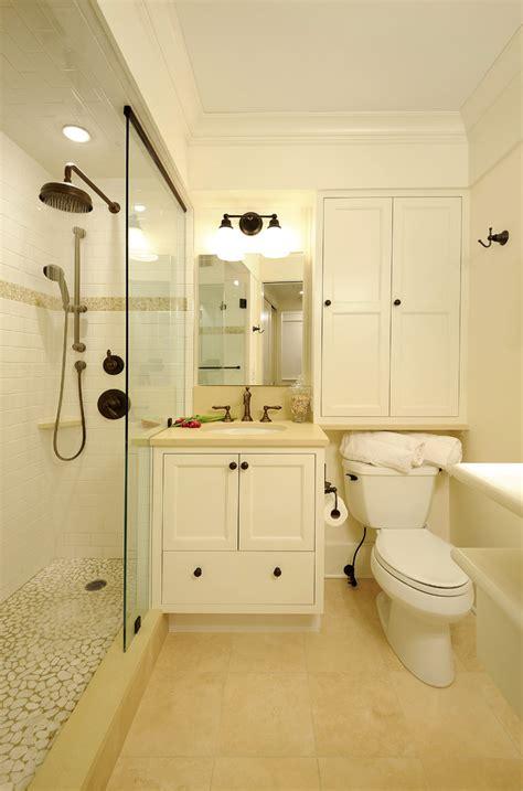 Attractive Condo Bathroom Remodel Ideas #6: 8-Small-Bathroom-Design-Classic-traditional-Bathroom.jpg