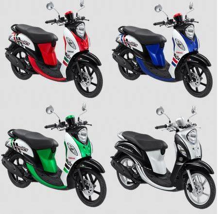 2 Second Terbaru harga motor yamaha fino fi clasic kredit bekas second