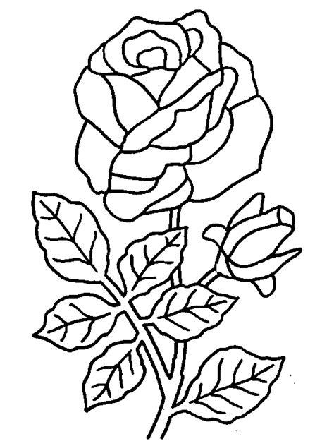dibujos rosas florpedia