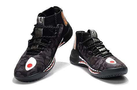 Skechers X Bape by Cheap 2018 New Cheap Bape X Damian Lillard Sneakers For