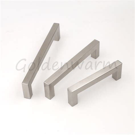 brushed nickel cabinet pulls cheap brushed nickel cabinet handles drawer pulls goldenwarm
