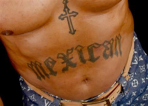 rey mysterio back tattoo mysterio bjreid s