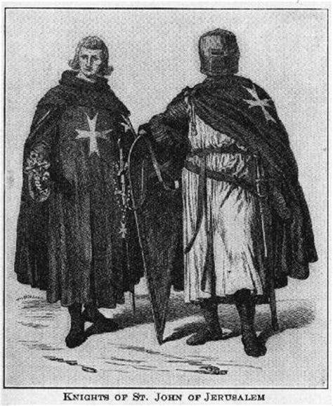 the knights of the order of saint john their london malta history 1000 ad present