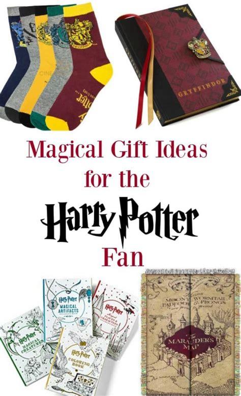 gifts to give a harry potter fan harry potter fan gift ideas
