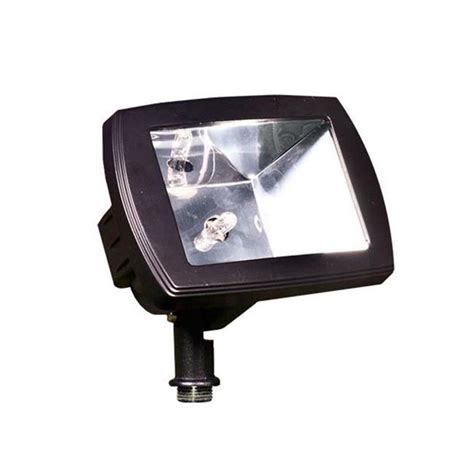 glomar tony 1 light bronze flood light cli sc766466