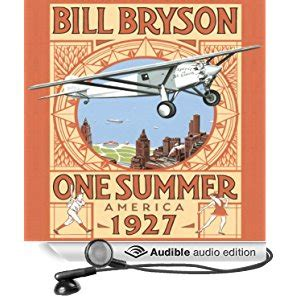 one summer america 1927 amazon com one summer america 1927 audible audio edition bill bryson books