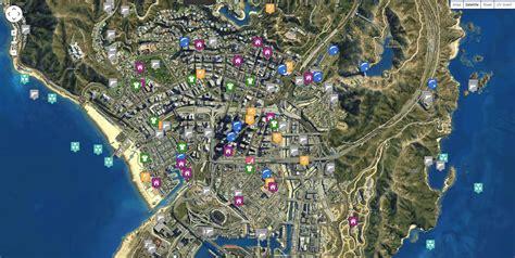 google theme gta 5 gta 5 interaktive und umfassende karte f 252 r ios android
