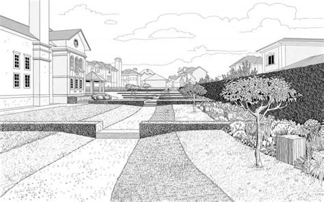 one point perspective house one point perspective drawing the ultimate guide
