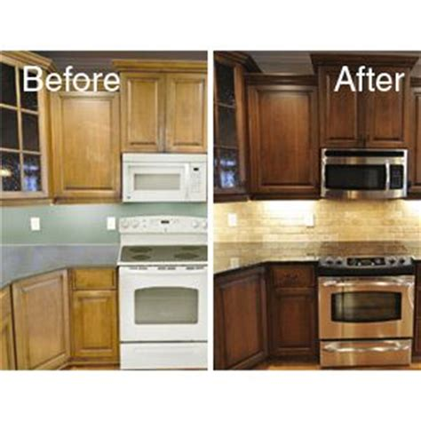 how to renew kitchen cabinets 1000 images about color change on pinterest countertops