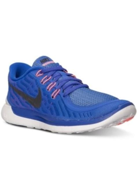 running shoes finish line nike nike s free 5 0 running sneakers from finish