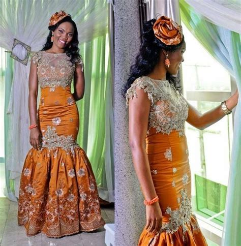 African Dress Styles For Weddings
