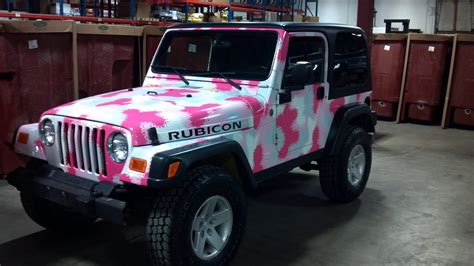 pink jeep pink jeep rubicon forever pink pinterest