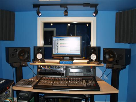 Home Recording Studio Voice Cross Connection Studio Recording Studio In Cincinnati