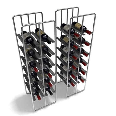 Where Can I Buy A Wine Rack by Metal Wine Rack 3d Model