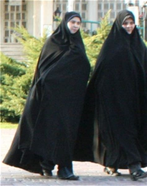 Hijan Cenel Black 3 In 1 chador pictures topic shiachat