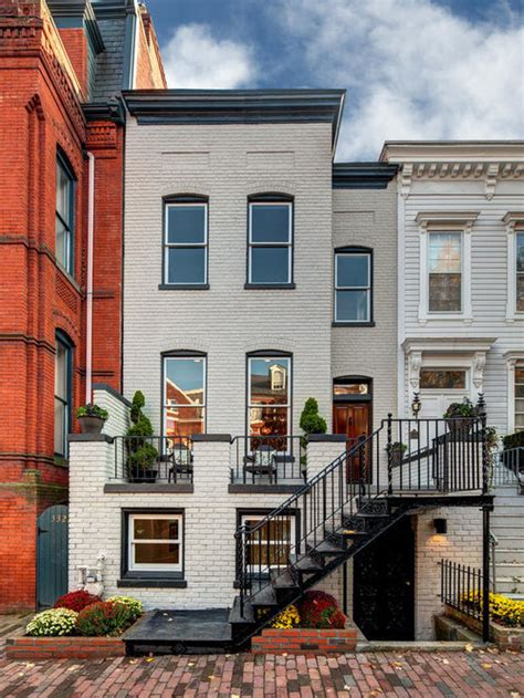 small row house home design ideas pictures remodel  decor