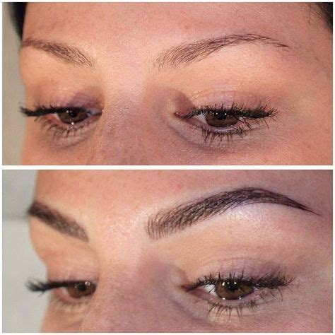 should you tattoo your eyebrows 66 best permanent makeup images on pinterest permanent