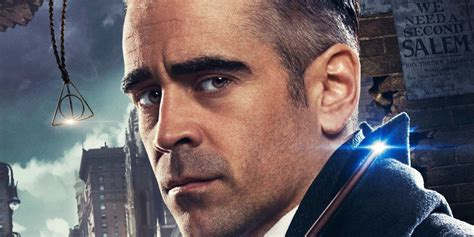 New From Farrell by Fantastic Beasts Producer On Colin Farrell S Future In The