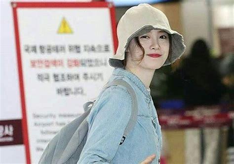 goo hye sun dating goo hye sun shows off her new short hairstyle allkpop com