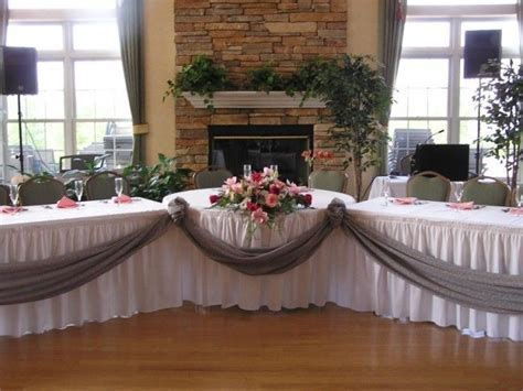 Wedding Reception Table Decorations   Photo Gallery