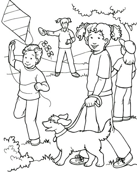 love each other coloring page