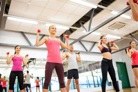 Fit Classes 5 by Barclay Fitness Centre Adding Function And Fitness