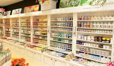 negozi candele yankee candle store