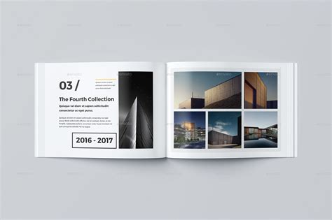 layout portfolio a4 our portfolio architecture 24 pages a4 a5 by pro gh