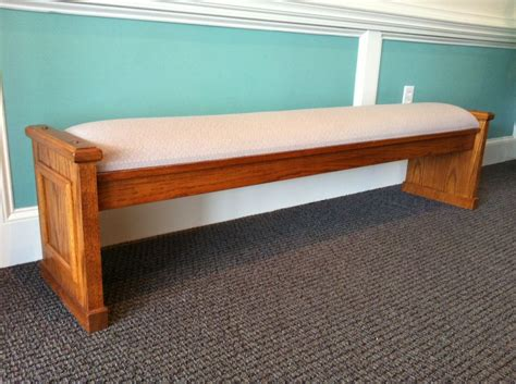 bench church church furnishings unlimited inc benches