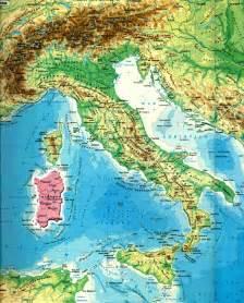 Sardinia Italy Map by Sardinia Italy Sardinia Guide Sardinia Hotels
