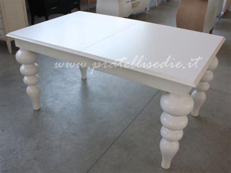 tavolo barocco moderno tavolo barocco moderno gambe tornite pratelli mobili