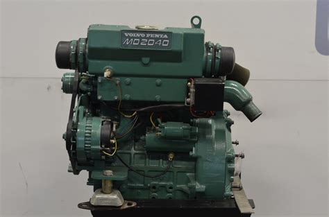 volvo penta marine engine volvo penta md2040d marine diesel engine volvo penta
