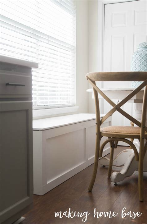 window chair how to build a window seat with storage diy tutorial
