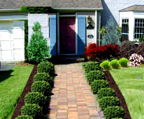 front yard flower beds jpg landscaping ideas for homelk com