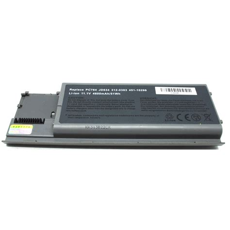 baterai dell latitude d620 series oem gray
