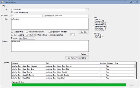 replace tool 4 best software to find and replace text in files
