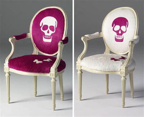 Skull Chair - skull chairs roundup decor hacks