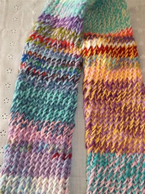 17 best images about loom knitting scarves shawls on