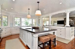 Cape Cod Kitchen Design Ideas Cape Cod Shingle Style Traditional Kitchen Boston By Jb Robbie Builders Inc