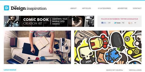 11 resources for website design inspiration 30 outstanding websites to fuel your creativity
