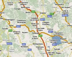 Chianti Italy Map by Chianti Italy Map For Pinterest