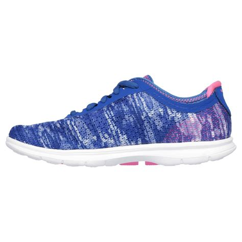 skechers tennis shoes skechers go step athletic shoes